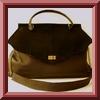 Oversized Fashionista Bag