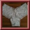 lace tanga panty