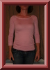 5030 Raglan knit top