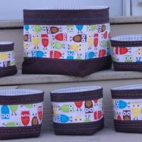 Fabric Nesting Bowls