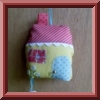 Tape Measure/Pincushion