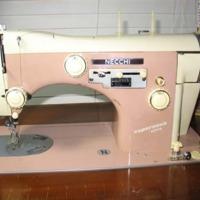 Necchi :Supernova Ultra Mark II (Sewing Machine) by MatthewRahman