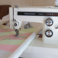 Kenmore :158.13520 (Sewing Machine) by QGVB