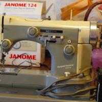 Necchi :Supernova (Sewing Machine) by jeffery321