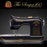 Singer :160 (Sewing Machine) by GixxerKitten