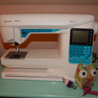 Viking :650 (Sewing Machine) by KristinAnn