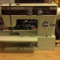 Other :UHT J1952 (Sewing Machine) by keljo60