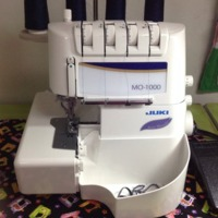 Juki :MO-1000 (Serger) by Sewbizz