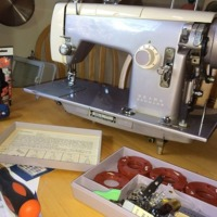 Kenmore :158.523 (Sewing Machine) by Terri A