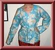 In Stitches:: Kimono Robe