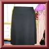 Deco Vibe Flippy Skirt