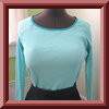 ballet-neck top