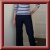 Sailor Sue Palazzo Pants