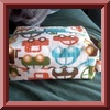 Quilted Box Bags/Wristlet