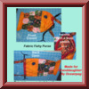 FREE Fabric Fishy Purse