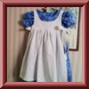 Meg's Dress and Pinafore