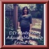 Maternity wrap