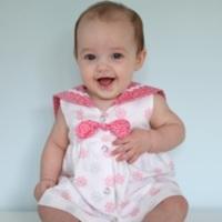 Seaside Sailor Dress Baby