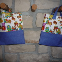 1 Yard 1 Hour tote bag