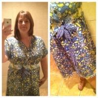 117 Diane Kimono Dress