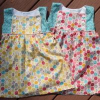 Junebug Dress and Tunic