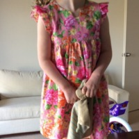 Geranium Dress