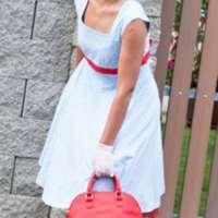 V&A Museum Dress