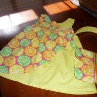 Sweet Tartan Dress