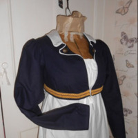 Regency Spencer and Pelisse