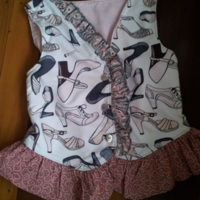 Hansel and Gretel Vest