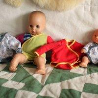 Dolls bodysuit