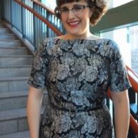 Gertie Wiggle Dress