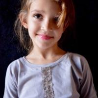 Girl's Seena Dolman Tee