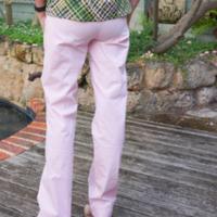 Flat Bottom Flo Pant
