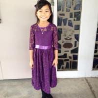 Gloria Party Dress