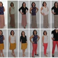 Travel Wardrobe Contest