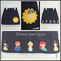Potato Chip Skirt