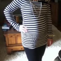 Mandy Maternity Top