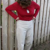 Barb stretch pant