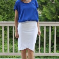 Lindy Petal Skirt