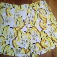 Ladies Hepburn Shorts