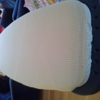 Shirred Ironing Board Cov