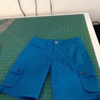 2015 Shorts D