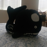 Whale of a Time Plushie