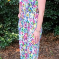 Sallie Jumpsuit and Dress