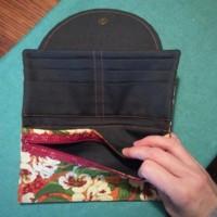 Fiona Folding Wallet
