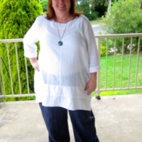 Daisy Tunic and Pants