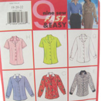 Butterick: 5153 OOP by FreyaStark
