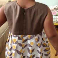 Made By Rae: Geranium Dress by Deepika