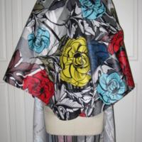No Pattern Used: salon cape by PattyE